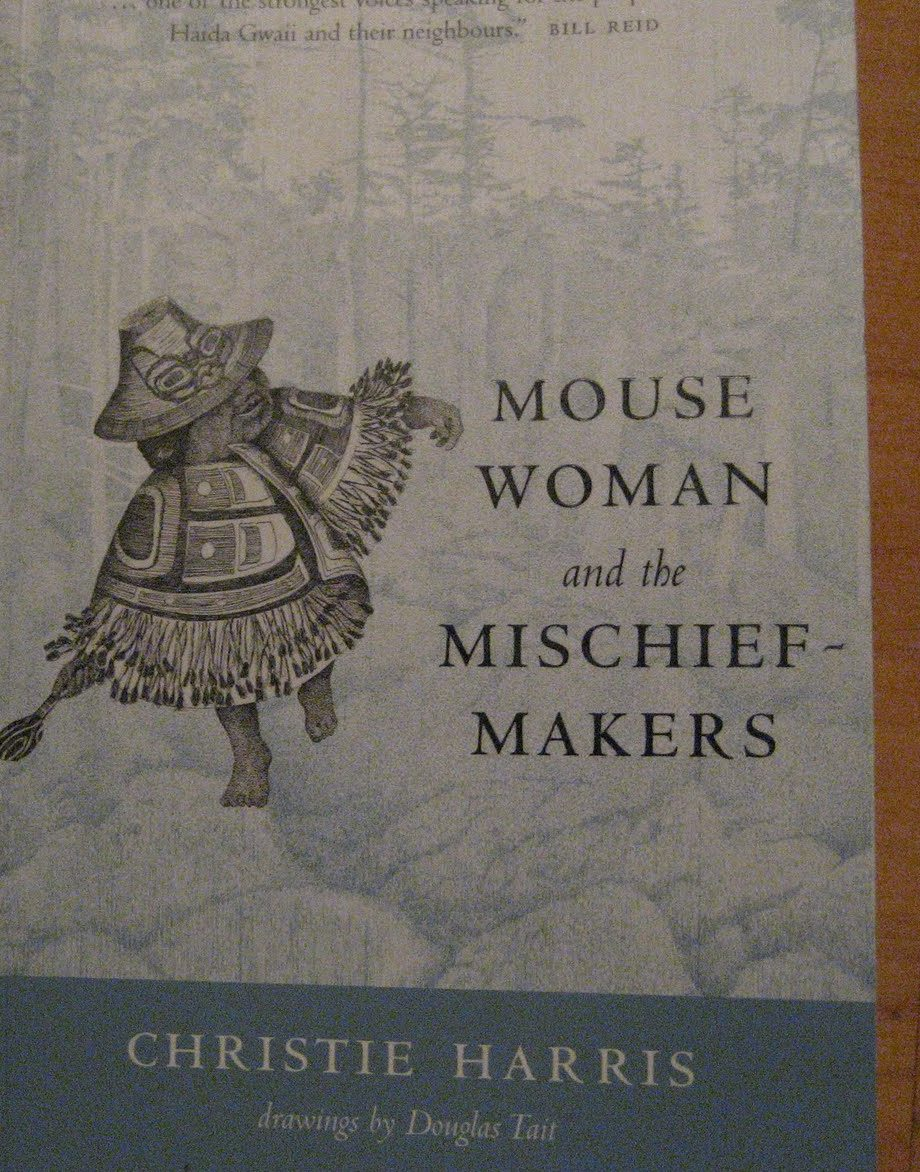mousewoman-book